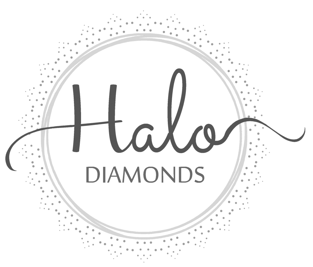 Logo Halo Lab diamonds